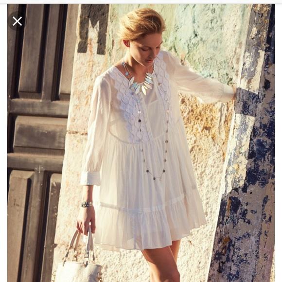 88e7ad971294f Anthropologie Dresses & Skirts - Anthropologie Maeve Bermeja Tunic Dress